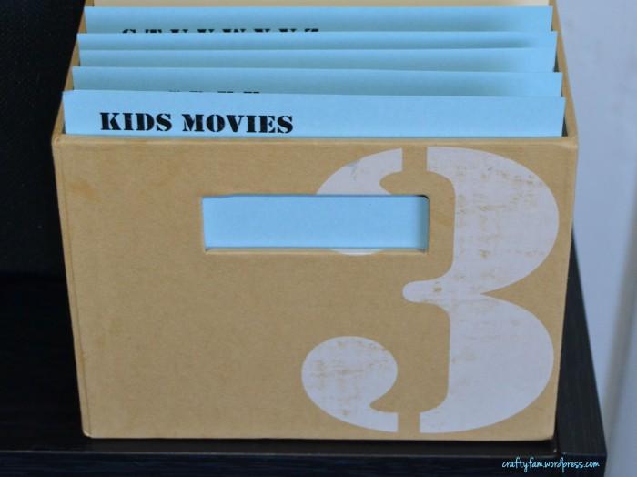 make a movie library tutorial