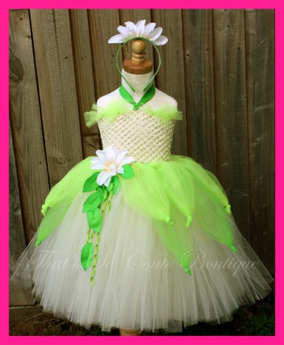 Princess Tiana Dress: Tutus For Every Occasion